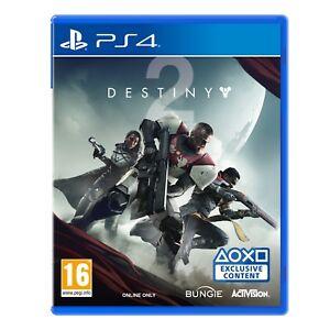Destiny 2 with Exclusive DLC (PS4)