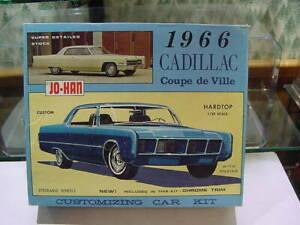 1/24 Johan Cadillac Coupe De Ville Kit