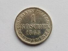 L2181    HANNOVER 1 Groschen 1865 Erhaltung !!!