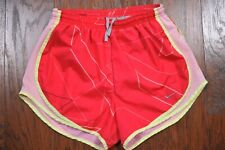 Nike Dri-Fit Tempo Lined Run Shorts Red Print Women's Small S
