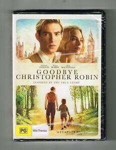 Goodbye Christopher Robin Dvd Margot Robbie - Brand New & Sealed