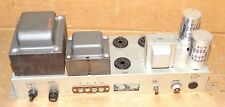 1 - Vintage Allen(Webster) Tube Mono Block Amplifier  6L6-6J5- 5U4 6SL7