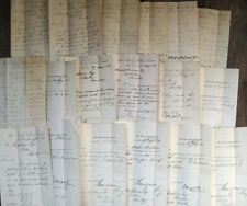 ABERDEEN Union Bank of Scotland, Lot 18x Letters to MacPherson of Huntly c1880s