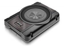 Option Drive10UA Aktiv-Subwoofer Unter-Sitz-Bass 25cm Aktiv Woofer Flach 120Wrms