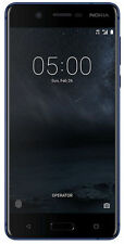 Nokia 5 - 16GB - Tempered Blue (Unlocked) Smartphone (Single SIM)