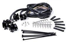 Interruptor Mazo de cables montaje de manillar negro para HARLEY SPORTSTER