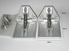 Trim Tabs for fast electric rc boat NEW Version