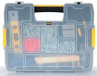 STANLEY ORGANIZER SORTMASTER JUNIOR Werkzeugkoffer Werkzeugkasten Werkzeugtasche