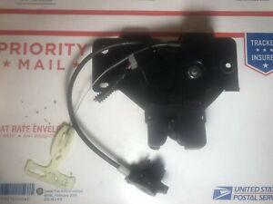 2008-11 LINCOLN TOWN CAR TRUNK LOCK LATCH ACTUATOR OEM