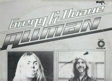 GREGG & DUANE ALLMAN (Early Recordings) - [SPB-4046] (Vinyl NM/VG++) (Sleeve VG)