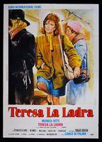 M143 Manifesto 2F Teresa El Ladrón Monica Vitti Carlo Por Palm Danieli Fiorentin