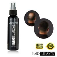 Hair Fibers Holding Spray  HAIR ILLUSION  Longer Hold Hair Spray Wont Sweat Off