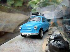 """007 JAMES BOND Russian ZAZ 965 A from """"Goldeneye"""" - 1:43 BOXED CAR MODEL"""