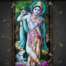Krishna For Shantaben - Sticker- decal  - 151