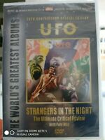 UFO Strangers in the Night: Worlds Greatest Albums- 25th Anniversary (DVD) NEW
