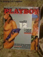 Playboy (D) Januar 1988 1/88 zum Geburtstag Simone Burkhard