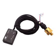 Digital Öldruckanzeige Öldruckmesser 1/8 NPT Öldruck Manometer Messgerät,