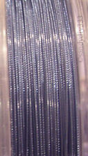 5 metre MONTANA TIGER TAIL BEADING TIGERTAIL WIRE 0.4mm