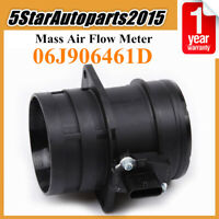 06J906461D Mass Air Flow Meter for Audi A3 A4 A5 A6 Q5 TT VW Eos Passat Tiguan