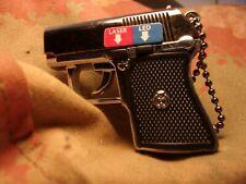 HIGH POWERED NOVELTY GUN CLASS B LASER W SPOTLIGHT/KEY CHAIN-NOT A TOY