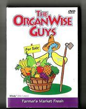 THE ORGAN WISEGUYS: Farmer's Market Fresh (2005, DVD) Child's Weight Health