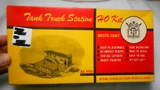 Vintage Kibri Aristocraft HO 9901 Tank Truck Station Kit In Original Box