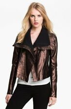 NWT Veda 'Max' Leather Jacket (P) $935