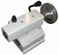Mini Lathe Tailstock with Tailstock Lever Lock