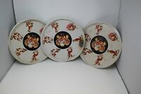 "3 x Vintage 1960's Tony The Tiger Serving Tray 13"" Wide"