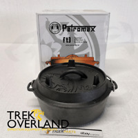 Petromax Dutch Oven / Potje Pot Cast Iron Camping Cooking Pot 1-3 People - ft3-t