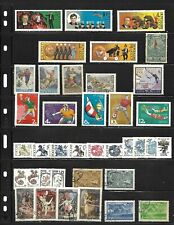 Russia: and Ukraine, small and good lot of stamps various mint + used EBRS10