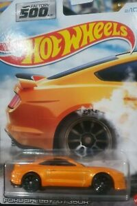 Hot Wheels FORD SHELBY GT350R brand New Sealed