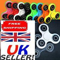 Fidget Finger Spinner Hand Focus Ultimate Spin Aluminum EDC Bearing Stress Toys