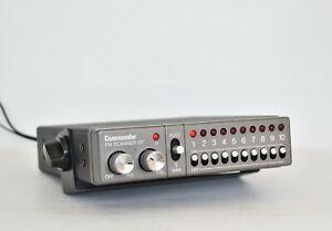 vintage Commander Fm 317 Scanner Desktop VHF/UHF Scanner / Receiver / Ham radio