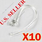 MX10 MOTOROLA HK 100 200 201 202 210 700 HK200 EAR LOOP HOOK EARHOOK EARLOOP 10P