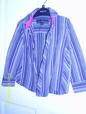 Party Striped 100% Cotton NEXT Shirts (2-16 Years) for Boys