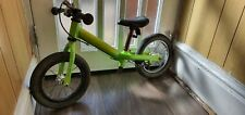 Islanbikes Rothan Balance Bike Toddler Green