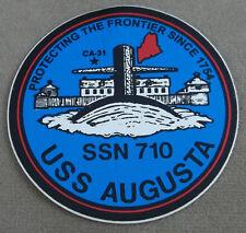 US Navy Decal - Sticker - USS Augusta SSN-710