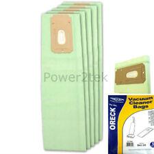 5 x CC XL Vacuum Cleaner Bags for Oreck Pro Plus Hoover UK