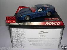 NINCO 50248 SLOT CAR CALLAWAY C12 IVM AUTOMOTIVE LTDE.ED  MB