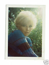 Kim Novak Actress  Hand Signed photograph 3 x 2.5 Inch Signed to reverse