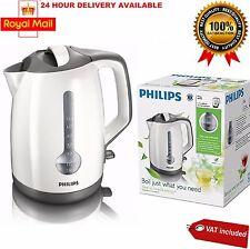 Philips HD4644/00 Energy Efficient Kettle 3000 Watt 1.7 Litre - White Brand New