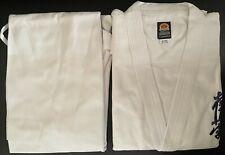kyokushin Karate 14 Oz Canvas Gi 100% Cotton Kyokushin Karate Uniform