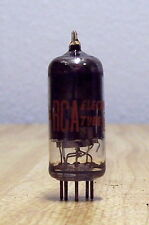 Jan 6Dc6 Rca Semi-Remote Cut-off Pentode Tube Nos 1/66 Quantity Tested