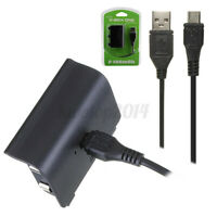 2400mAh Rechargeable Battery Pack for XBOX ONE Wireless Controller+Charger Cable