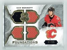 15-16 UD The Cup Foundations  Sam Bennett  /75  Quad Jerseys