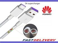 ORIGINAL HUAWEI TYPE-C SUPER FAST (5A) 3.1 USB DATA CABLE CHARGER LEAD