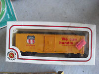 Vintage HO Scale Bachmann Union Pacific Box Car in Box 43-1000-01
