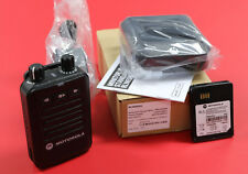 Motorola Minitor VI ULIS (6) pager VHF 143-174MHz 1ch w/charger & Battery
