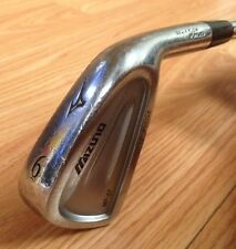 Mizuno MP-57 Cut Muscle 6 Iron Grain Flow Forged W/ Steel Shaft & Rubber Grip